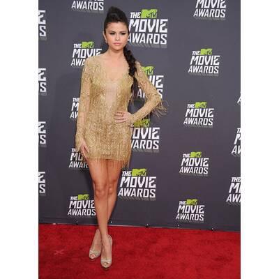 Die Looks von den MTV Movie Awards 2013