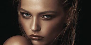 Bronze-Look von Armani