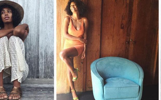 Solanges stylischer Honeymoon