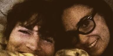 Mit Demi Moore & Ashton Kutcher im Bett