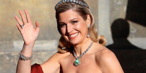 Königin Máxima kommt nach Wien!