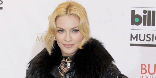 Madonna plant Wien-Konzert
