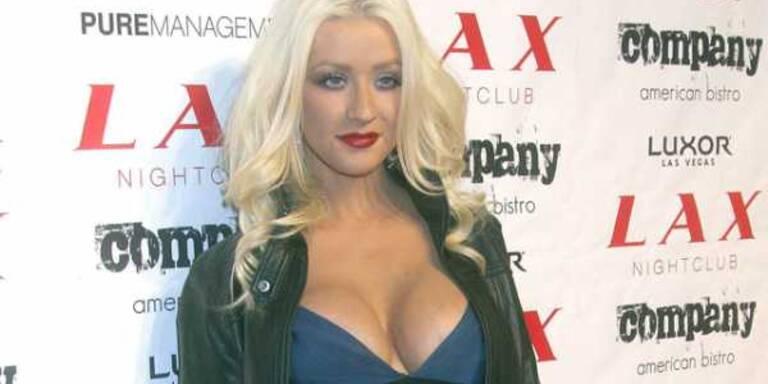 Aguilera will 2 Jahre stillen