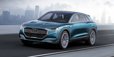Das ist der Audi e-tron quattro concept