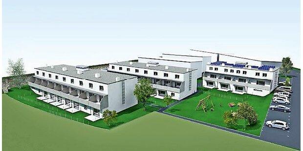 34 neue Wohnungen in Loosdorf
