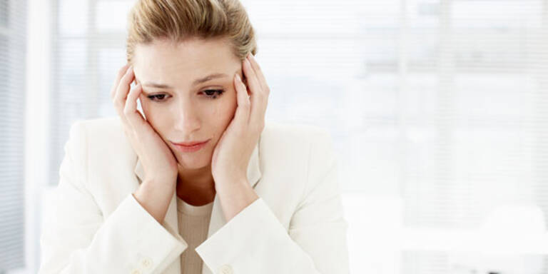 Dauerstress im Job macht todunglücklich