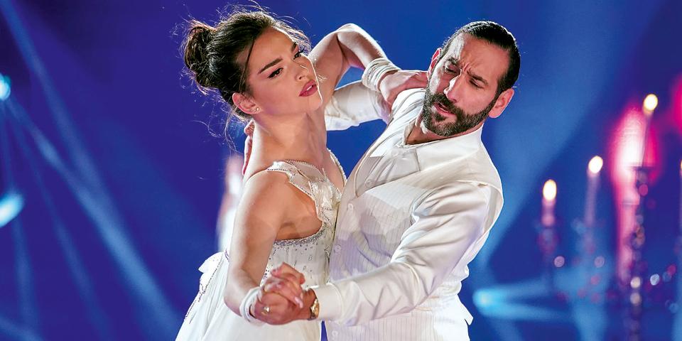 Lili Paul-Roncalli, Massimo Sinato