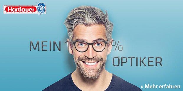 Mit dem einmaligen Brillen-Sorglos-Paket von Hartlauer