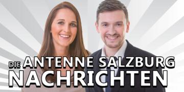 Das Antenne Salzburg Nachrichtenteam: Antenne Newsroom