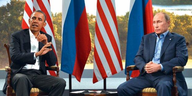 Obama – Putin: Jetzt ist kalter Krieg