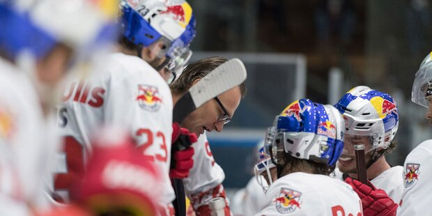 EC Red Bull Salzburg will Heimsieg