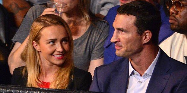 Liebes-Aus bei Klitschko und Hayden