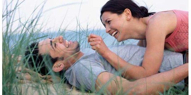 Jeder zweite Mann flirtet gerne