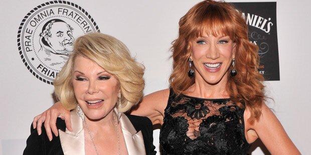 Kathy Griffin folgt Joan Rivers nach