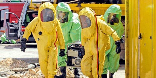 Atom-Müll in Kärnten entdeckt