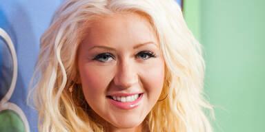 Christina Aguilera nackt!