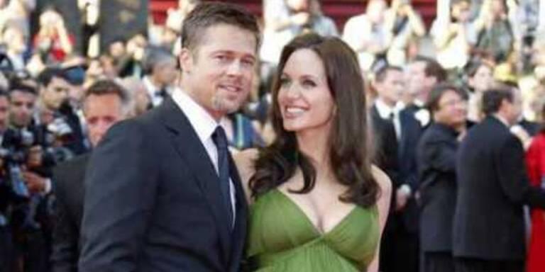 Angelina muss Jäger in Garten lassen