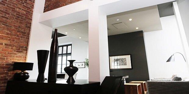 Weniger Möbel, mehr Freiräume