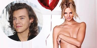 One Direction Star liebt Ösi-Model