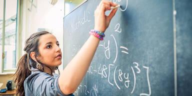 Zittern vor der Mathe-Matura