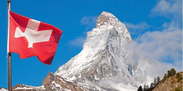 Wir bunkern 5,1 Milliarden in der Schweiz