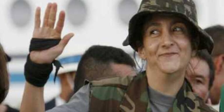 Betancourt aus FARC-Geiselhaft befreit