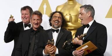Oscars 2015: Alle Gewinner & die schönsten Momente!