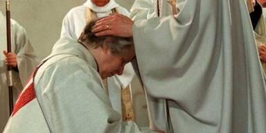 Frauen dürfen in England Bischöfe werden