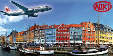 Für einen Tag nach Kopenhagen!