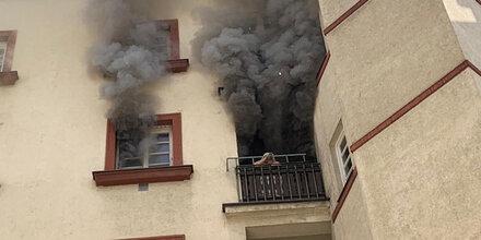 Neue Wende nach Feuer-Drama in Wiener Wohnung