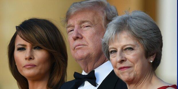 Trump: Kein US-Deal bei weichem Brexit