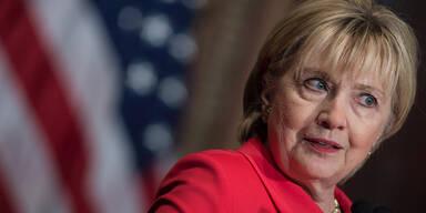 Tritt Hillary nochmals gegen Trump an?