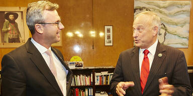 Kritik an Iowa-Abgeordneten Steve King
