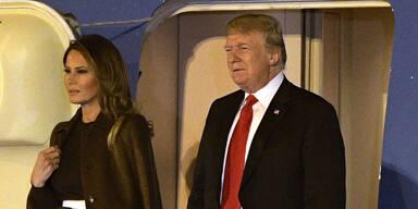 Trump zu G-20-Treffen eingetroffen