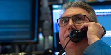 Wieder Gemetzel an den US-Börsen