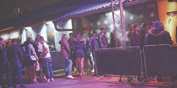 Türsteher nach Schüssen vor Disco enthaftet