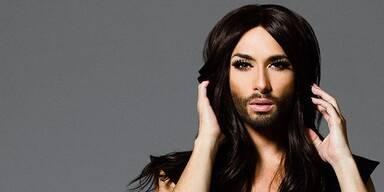 """Conchita: """"Oben ohne"""" im neuen Video"""