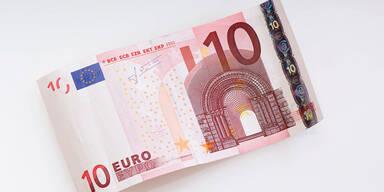 Heute kommt die neue Zehn-Euro-Banknote