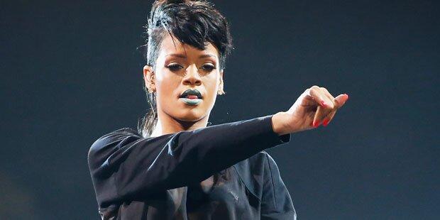 Rihanna: Neuer Hit mit Rapperklischees
