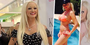 Daniela Katzenberger im Bikini
