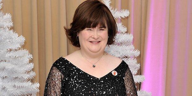 Susan Boyle: Erster Freund mit 53