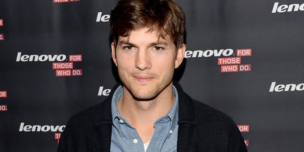Kutcher: Keine Nanny für Baby Wyatt
