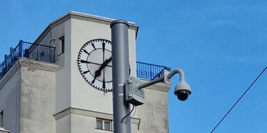 Kamera-Überwachung am Reumannplatz ist fixiert
