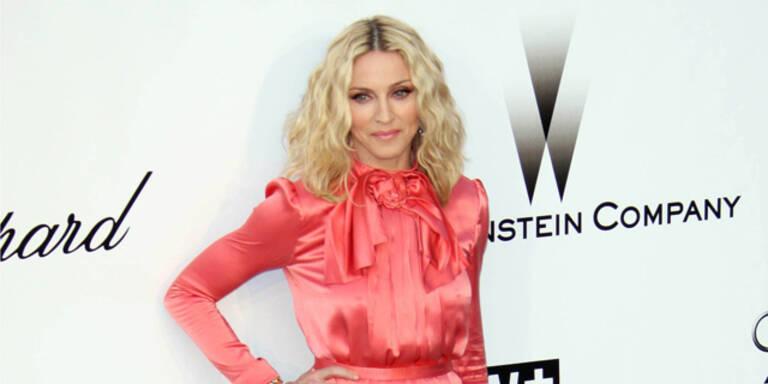 Abrechnung mit Madonna