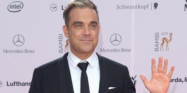 Robbie: Normaler Job in Deutschland?