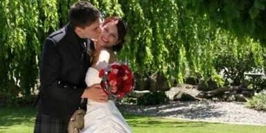 Gewinner des Brautpaar-Votings