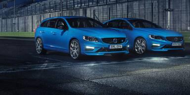 Die schnellsten Volvo-Modelle aller Zeiten