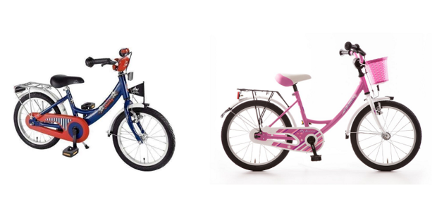 18-Zoll-Kinderfahrräder - Test