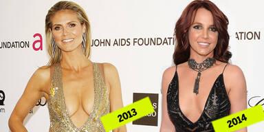 Dieses Jahr macht Britney auf Heidi
