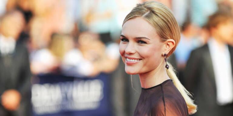 Wirklich? Kate Bosworth  hat sich nur von  Pizza ernährt